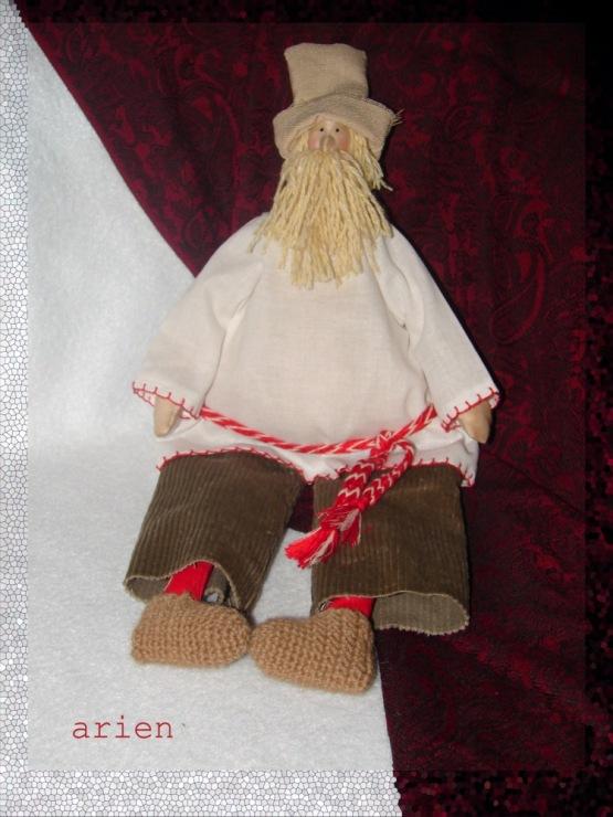 Куклы тряпичные дедушки своими руками