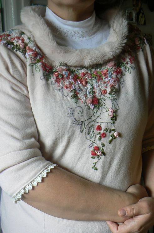 Не Сложные Вышивки Для Блузки