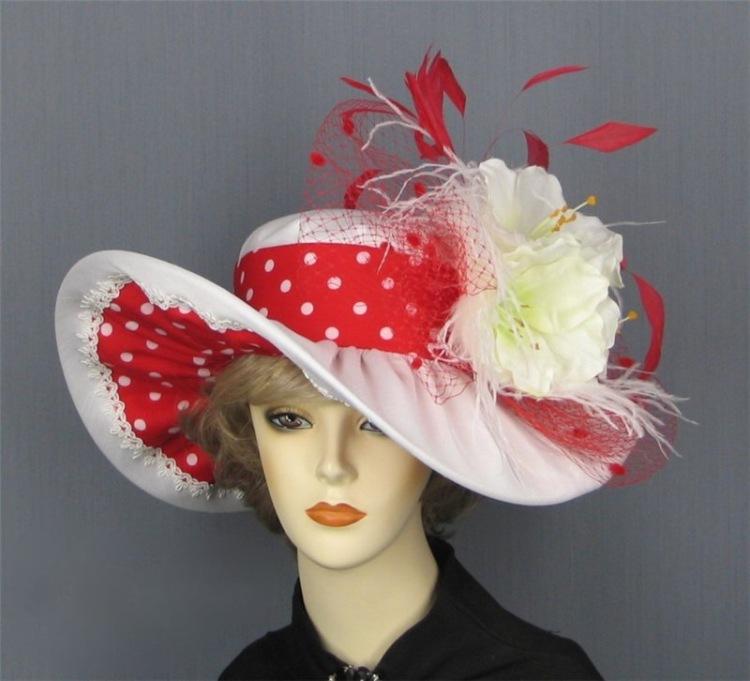 Шляпка своими руками для женщины