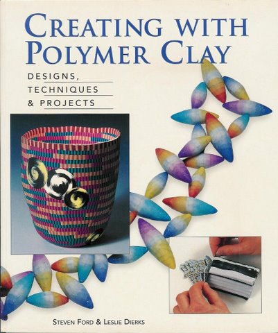 Hot off the press - the sculpey way with polymer clay
