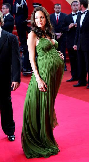 Беременные фото знаменитостей