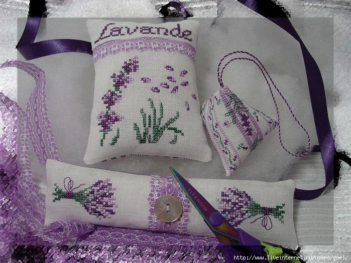 Lavender blue sampler cross stitch