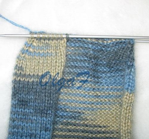 вязание шапки 2011 зима весна крючком