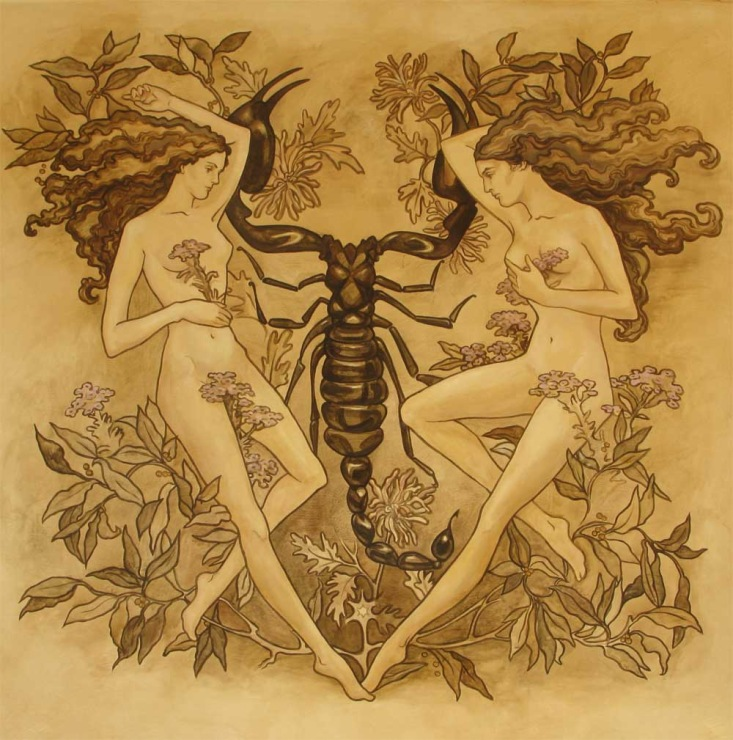 Скорпионы в сексе: общие характеристики