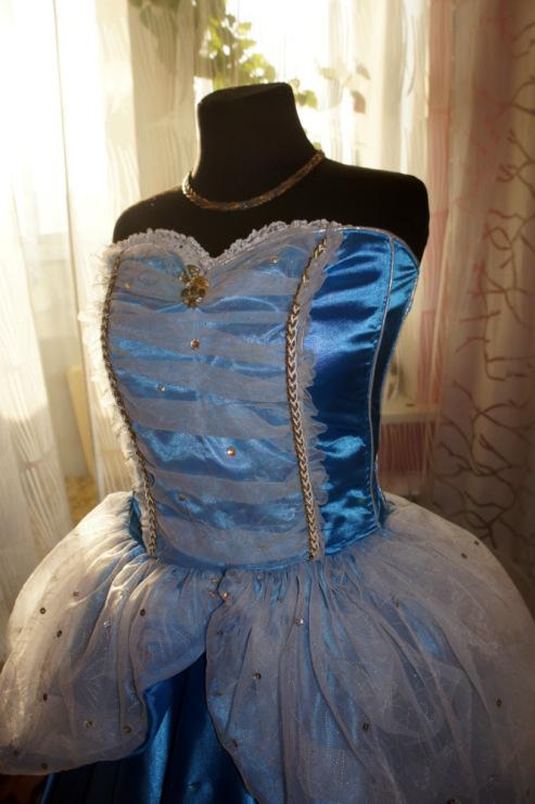 Платье как у золушки сшить 16