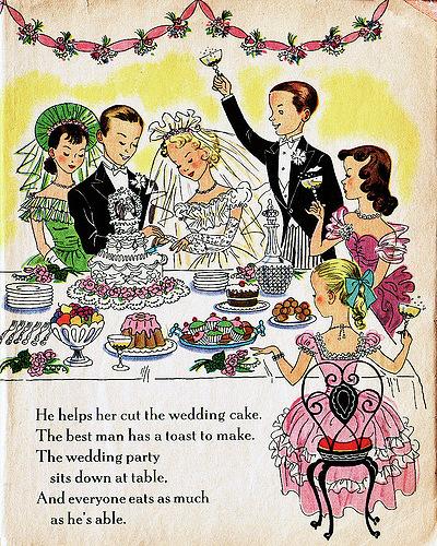 Прикольные поздравления и тосты на свадьбу