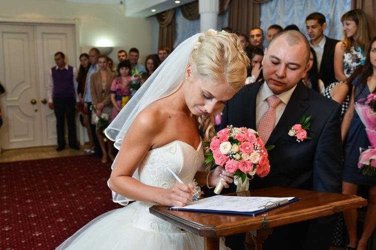 Gail albino wedding