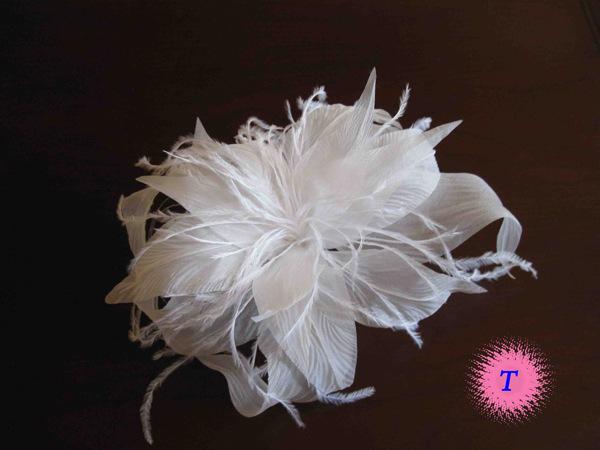 Изготовление свадебных цветов