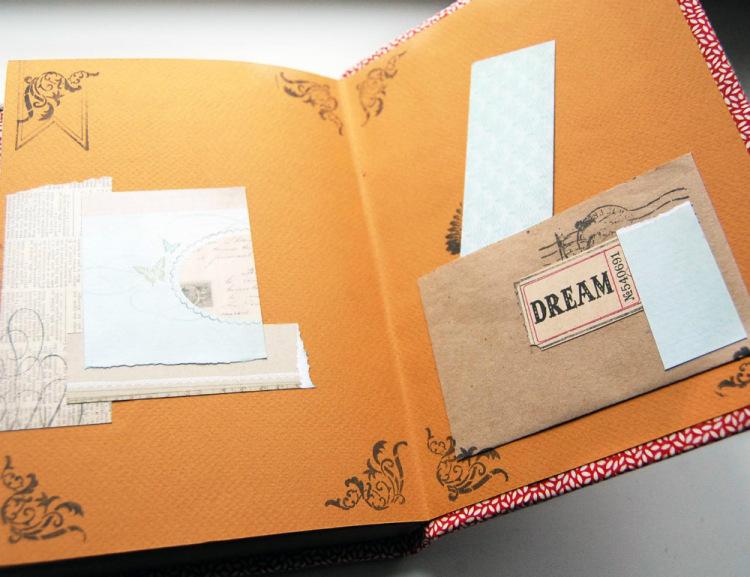 Как сделать блокнот из одной бумаги