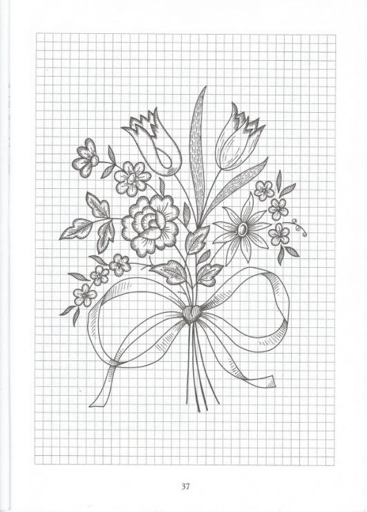 Икона божией матери схема вышивки бисером 492