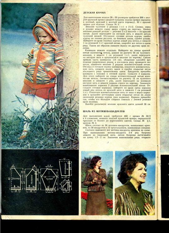 Журналы вязание ильина 1984 41