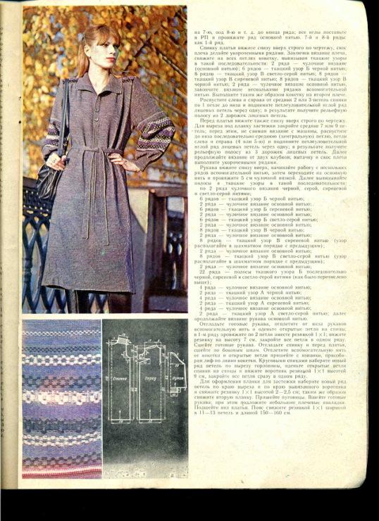 Журналы вязание ильина 1984 6