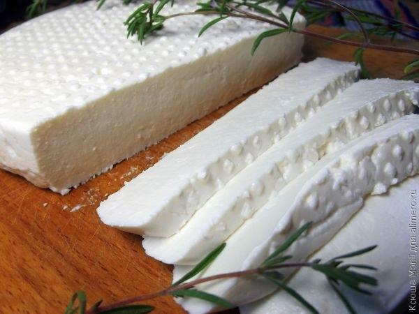 Адыгейский сыр приготовление в домашних условиях