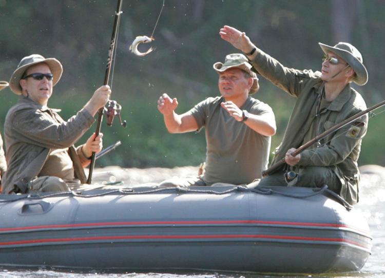запрет на рыбалку в республике тыва