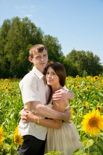 Фотограф Love Story Людмила Грязнова - Новосибирск