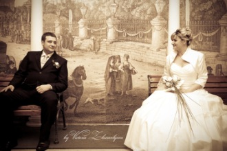 Свадебный фотограф Виктория Журавлева - Москва