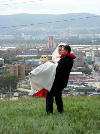 Свадебный фотограф Денис Бутин - Красноярск