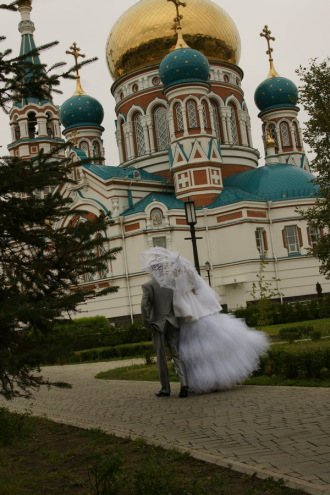 Свадебный фотограф Антон Кустов - Омск