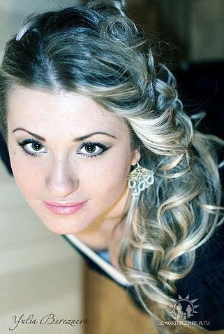 Визажист (стилист) Алина Ярцева - Москва