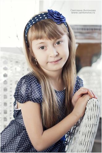 Детский фотограф Светлана Антонова - Москва