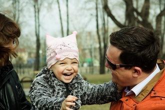 Детский фотограф Сергей Угрюмов - Тюмень