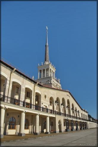 Архитектурный фотограф Алексей Ивченко - Сочи