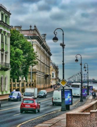 Архитектурный фотограф Ольга Орлова - Санкт-Петербург