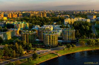 Архитектурный фотограф Андрей Белимов-Гущин - Санкт-Петербург