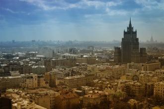 Архитектурный фотограф Эля Исаева - Москва
