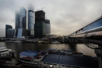 Архитектурный фотограф Антон Демидов - Москва