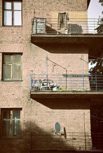 Архитектурный фотограф Настасья Свинцовая - Москва
