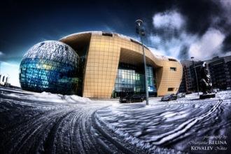 Архитектурный фотограф Маргарита Релина - Санкт-Петербург