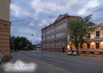 Архитектурный фотограф Сергей - Москва