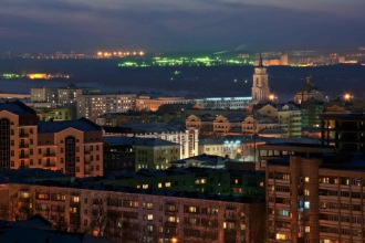 Архитектурный фотограф Эдуард Рудев - Санкт-Петербург